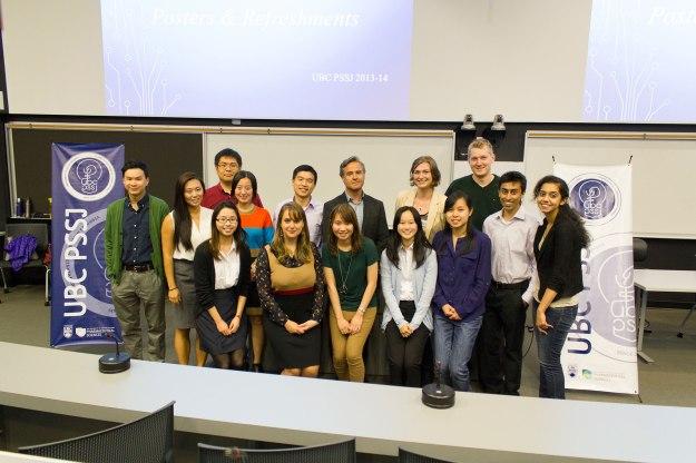The PSSJ Team!